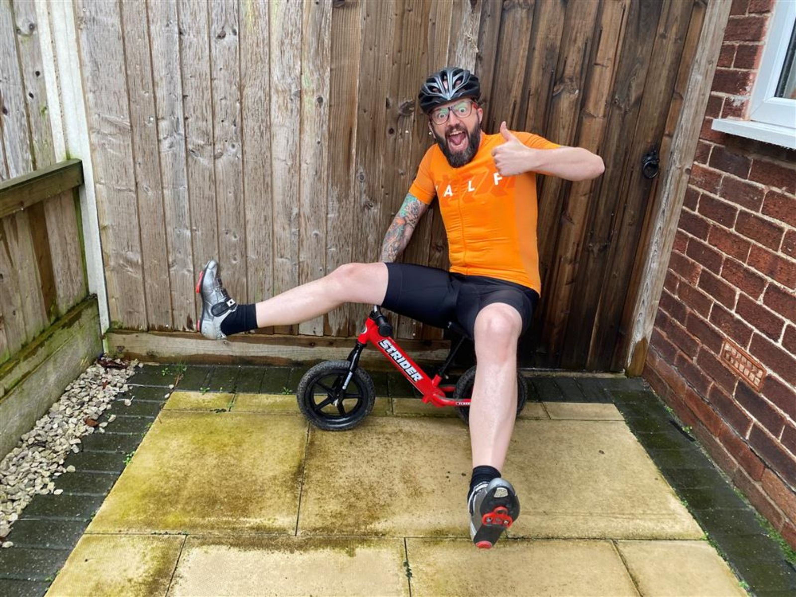 Dan Horton's Cycle Round the North West