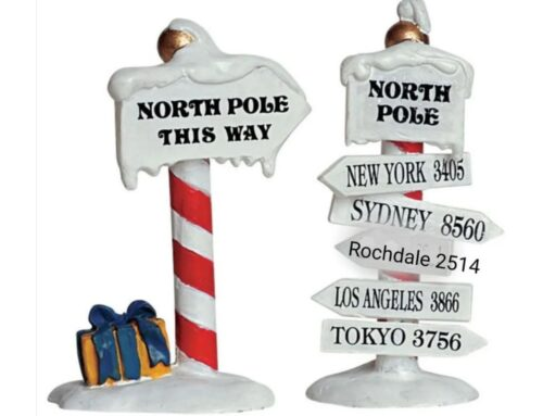 Home Instead Rochdale Trek To The North Pole
