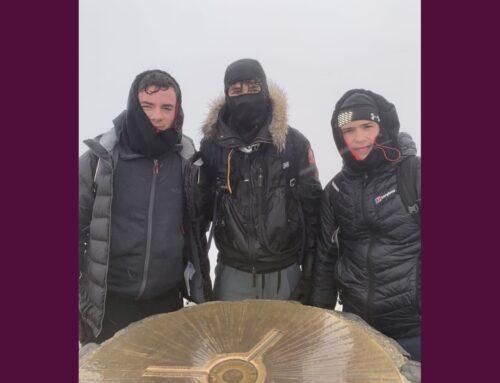 Team Josh's Three Peaks Challenge