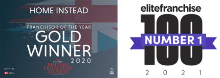 British Franchise Awards - Franchisor of the Year and Elite 100 Franchises