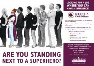 superheroes - Marketing Support