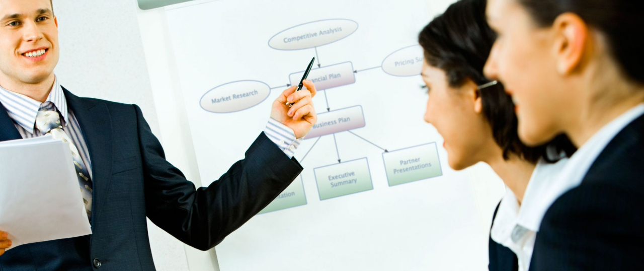 Тренинг по проектному менеджменту знакомство