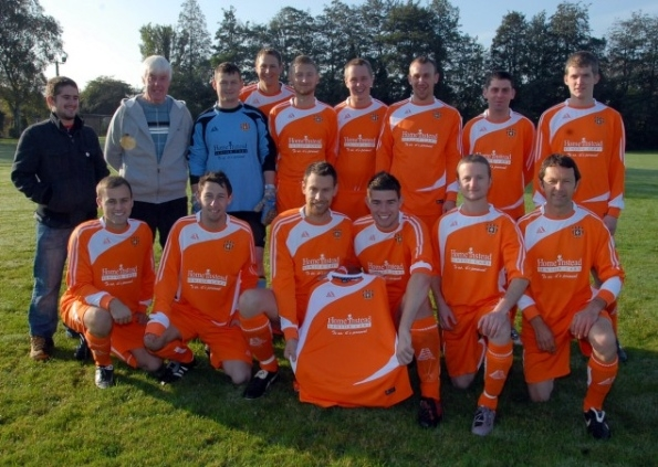 276982feefe Home Instead South Lincs has provided local Spalding Sunday League team  Lutton F.C with a new kit.