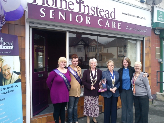Home Instead Senior Care - Maghull Office Opens - The ...