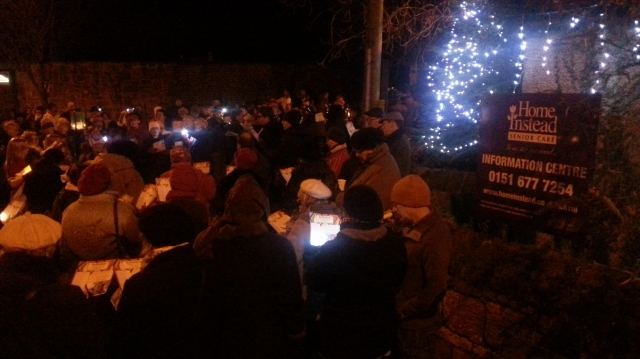 Home Instead Wirral - Heswall Village Carols