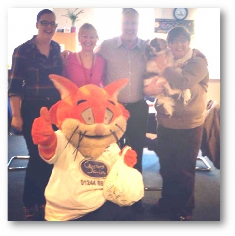 Home Instead Senior Care - Local Radio Visits Chester ...