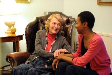 Respite Care Sitter And Befriending Service Available In Edinburgh