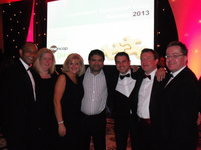 Paul Sinha 'The Chaser' meets the Home Instead finalists