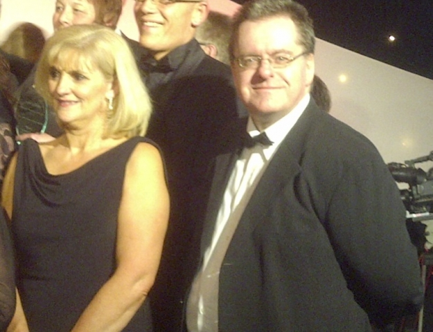 Paul Taylor and Gail Godson -2013 Homecare Finalist