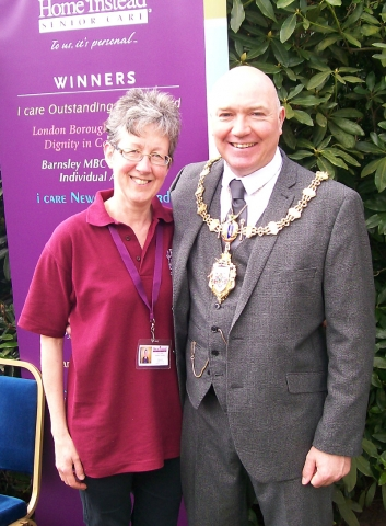 Melissa and the Mayor, Steve Wright