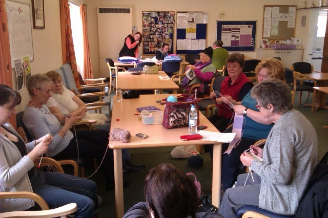 Knitting Needles Nottingham : Home instead senior care knitting needles have been