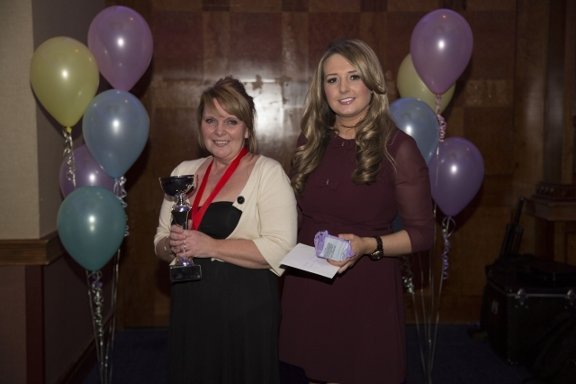 Melissa and CAREGiver of the Year Nichola Cooke