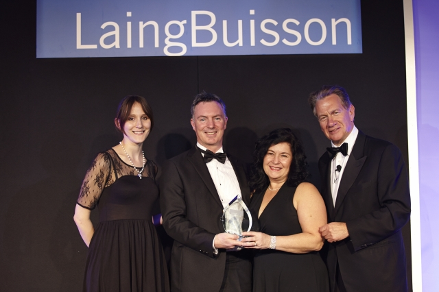 Laing Buisson Independent Specialist Care Awards 2014
