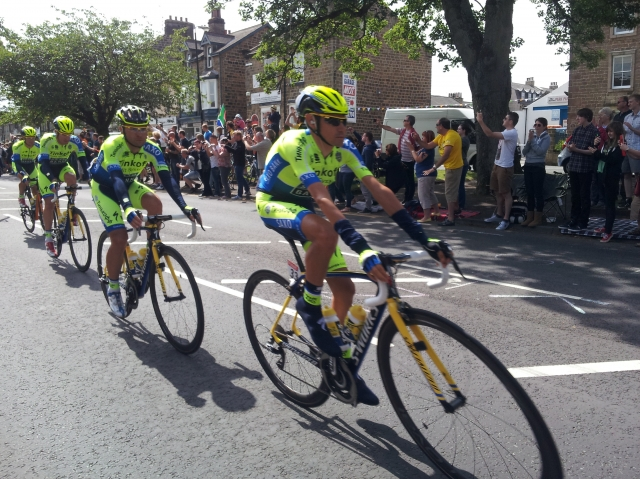 The Grand Depart on Sunday 6th July