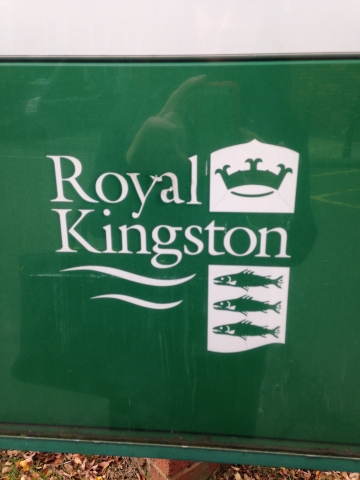 Kingston, we mean business!