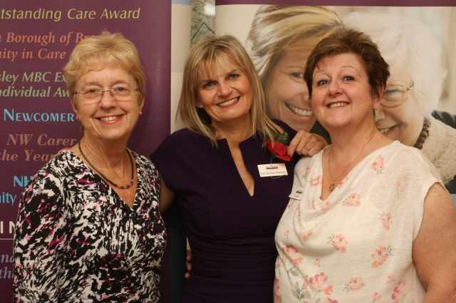Eunice Loney - Macmillan Fundraiser with Gail & Fran