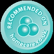 Top marks for Home Instead in Fareham