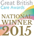 Dementia Carer of the Year Award 2015