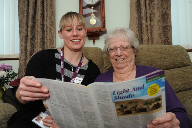 Home Instead Senior Care and Companionship in Oadby
