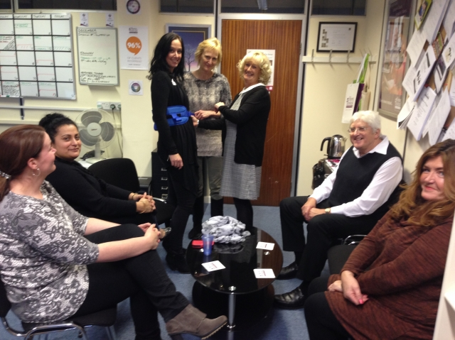 Quality Care at Home Being Demonstrated Safely