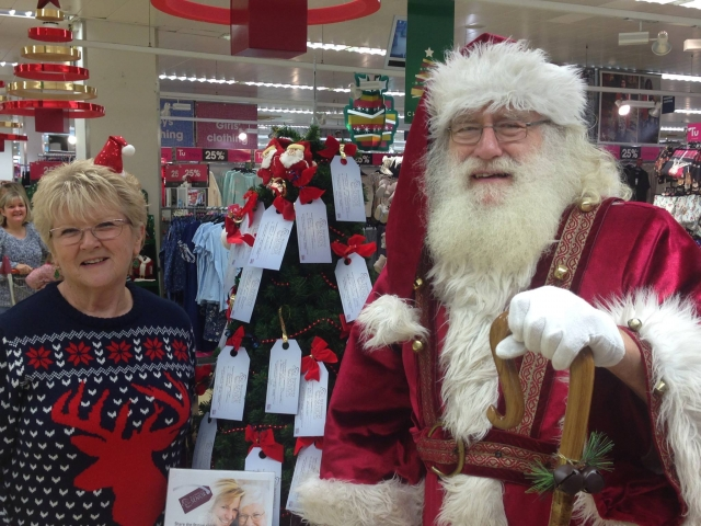 home instead swansea helps bring gifts to older people this christmas