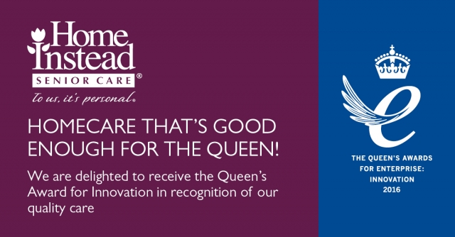 Home Instead Senior Care - The Queen's Awards for ...