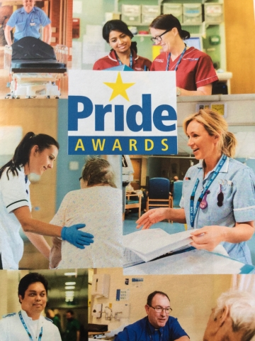 8th Annual Pride Awards 2016
