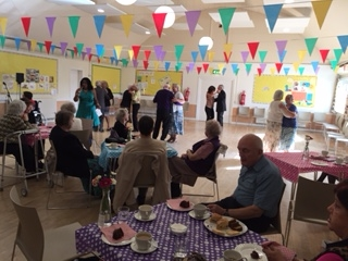 Older Peoples Day Tea Dance
