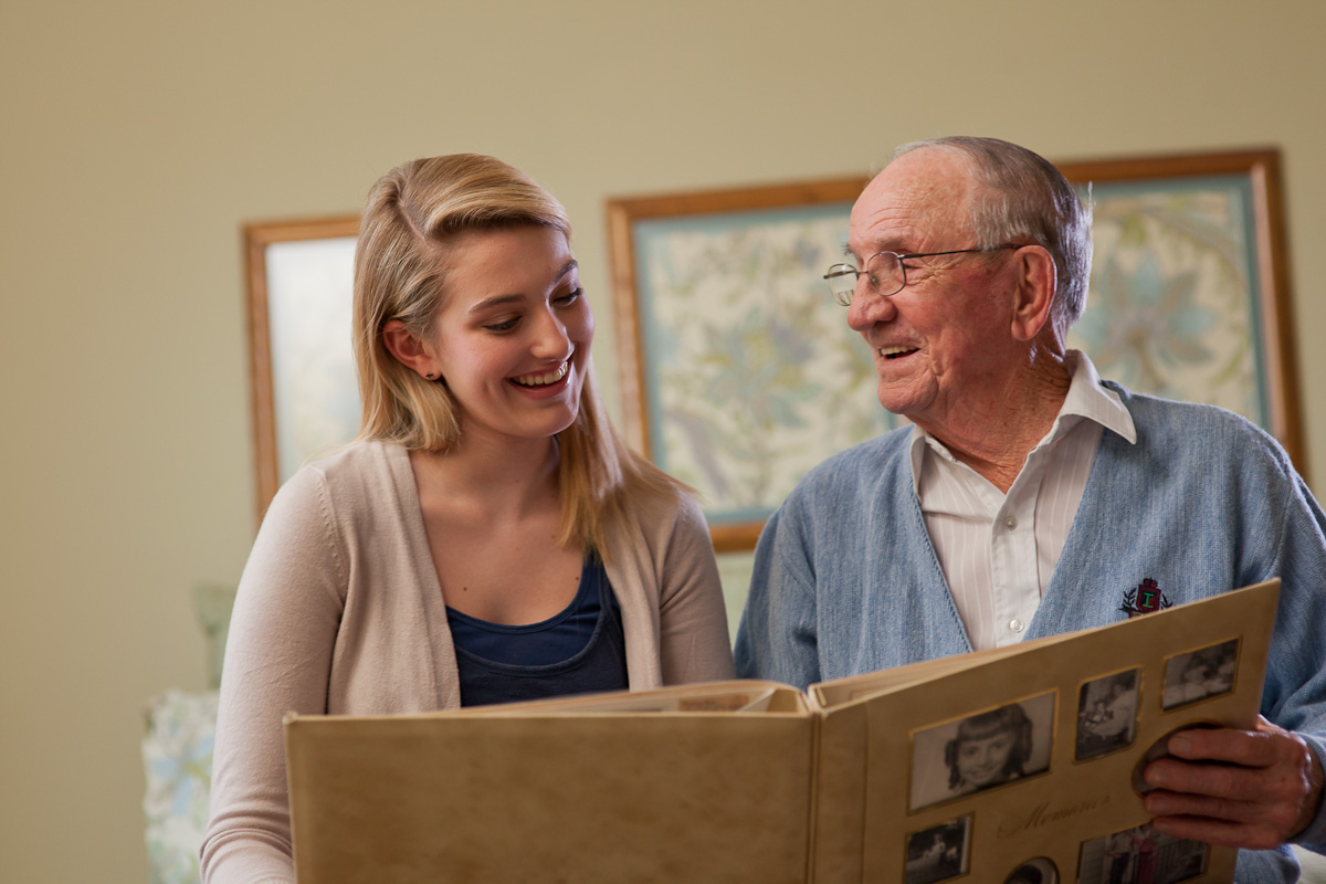 Home Instead Senior Care 5 Questions To Ask When Looking