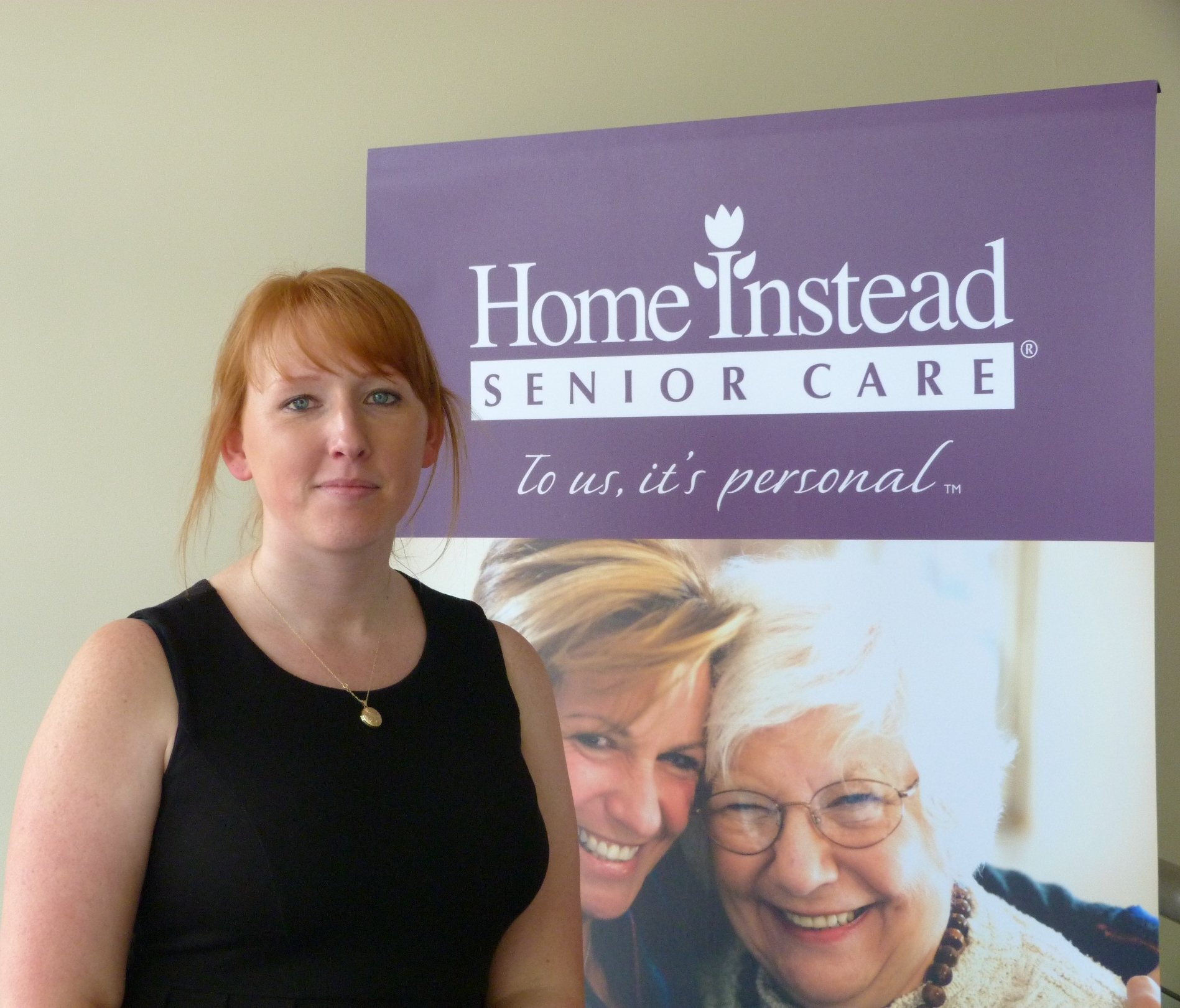 Home Instead Senior Care Rochdale new care manager Catherine Halliday