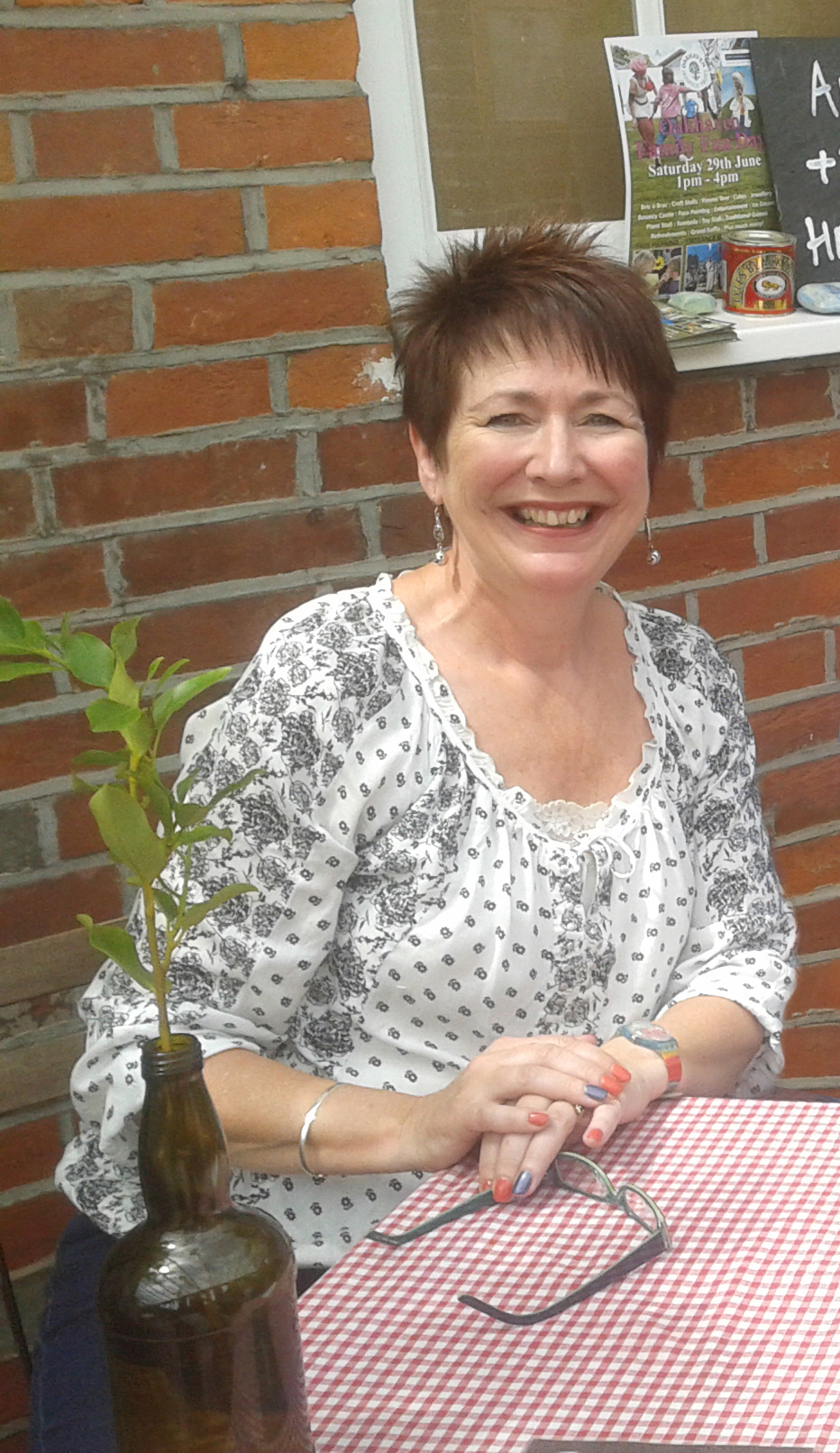 61 year old CAREGiver Helen McEntire at Home Instead Senior Care at Epsom & Mole Valley