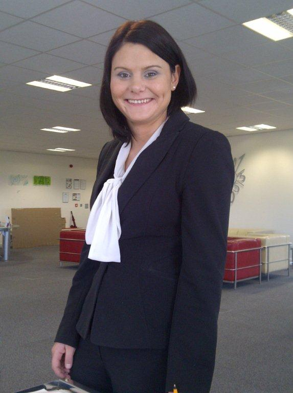 Recently appointed Care Manager from Bath, Jeanette Halpenny