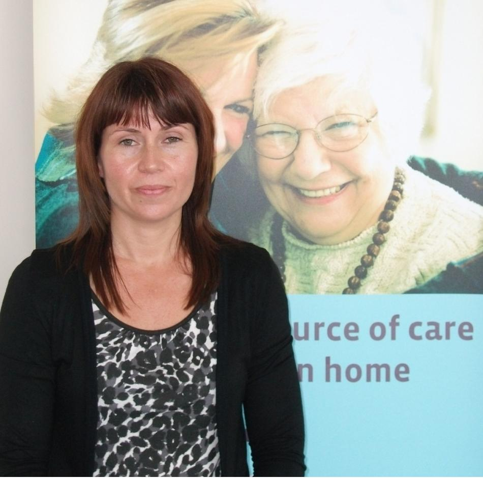 Jo Boothby Recruitment & Retention Manager