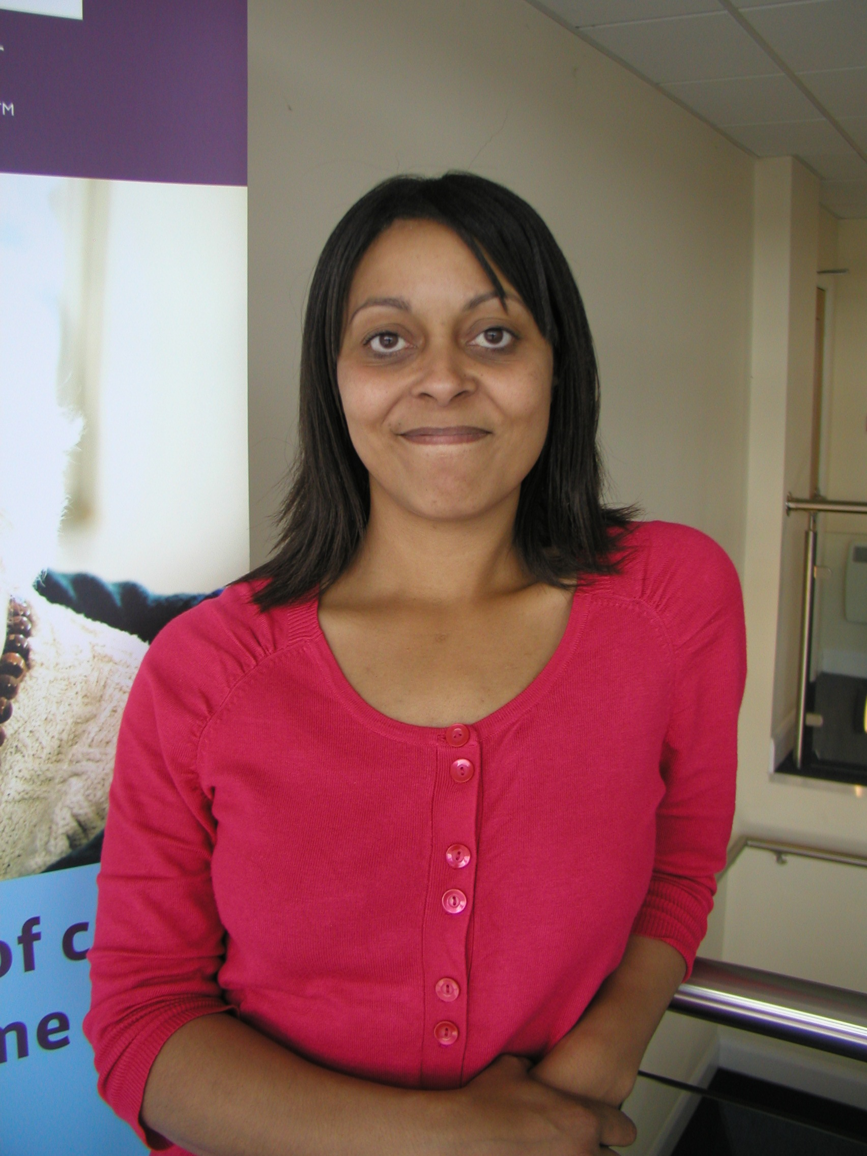 Newly appointed Home Instead Wolverhampton Care Manager Kay Kennedy