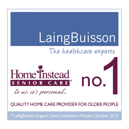 LaingBuisson no.1 home care provider Home Instead Senior Care