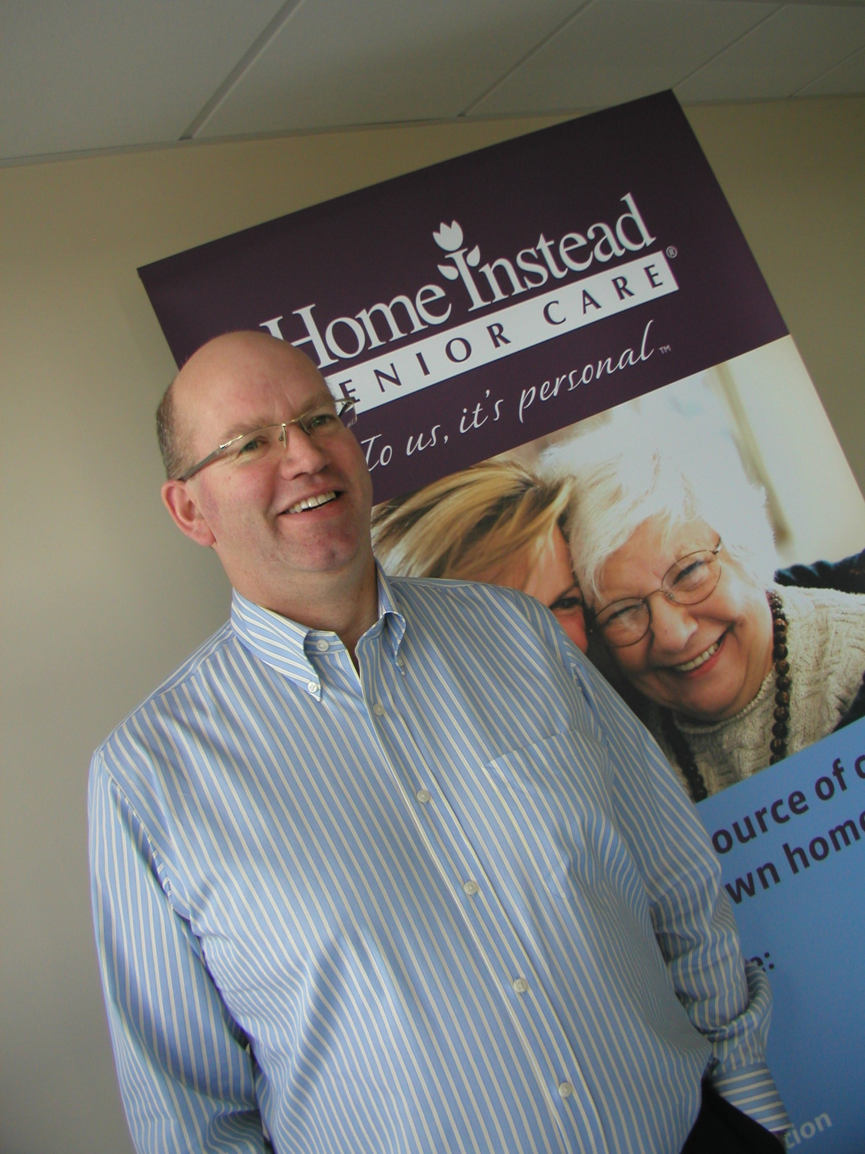 Home Instead Senior Care Warwickshire Phil Maundrill
