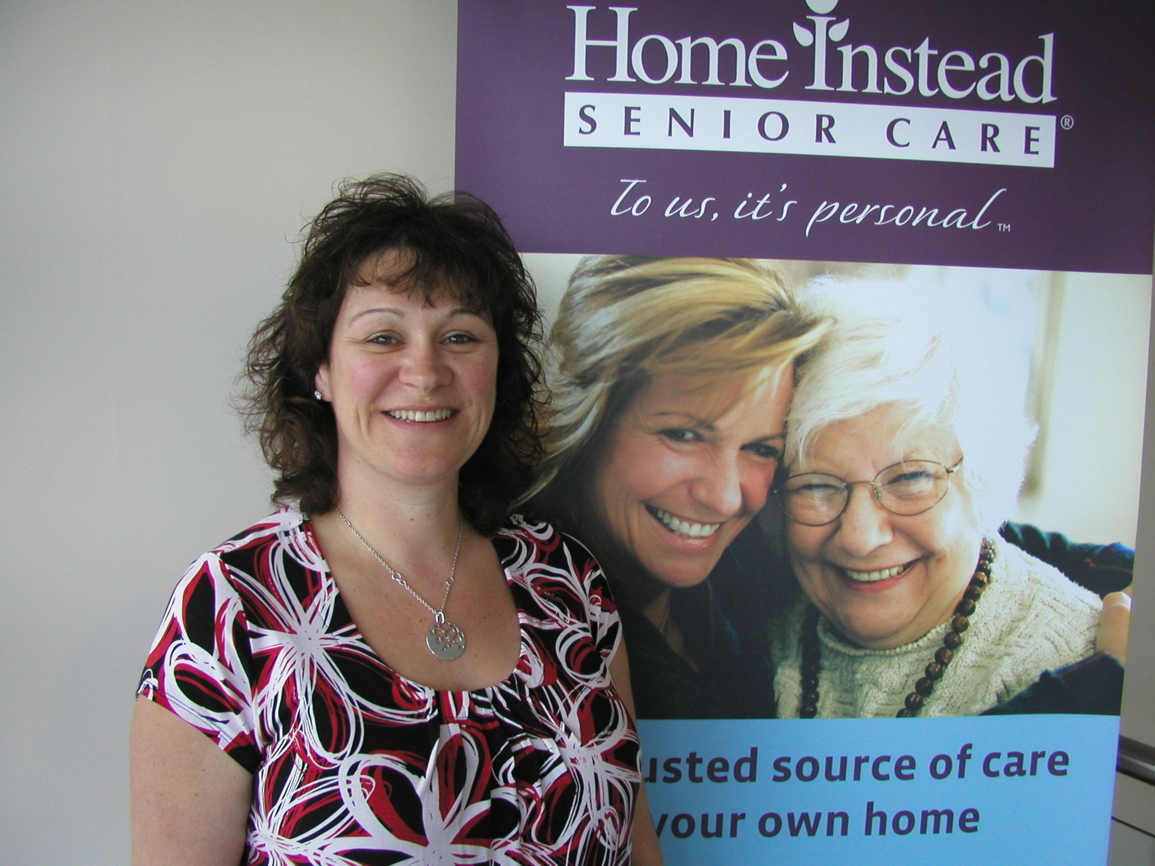 Home Instead Senior Care Horsham newly appointed Care Manager Sharon Blades