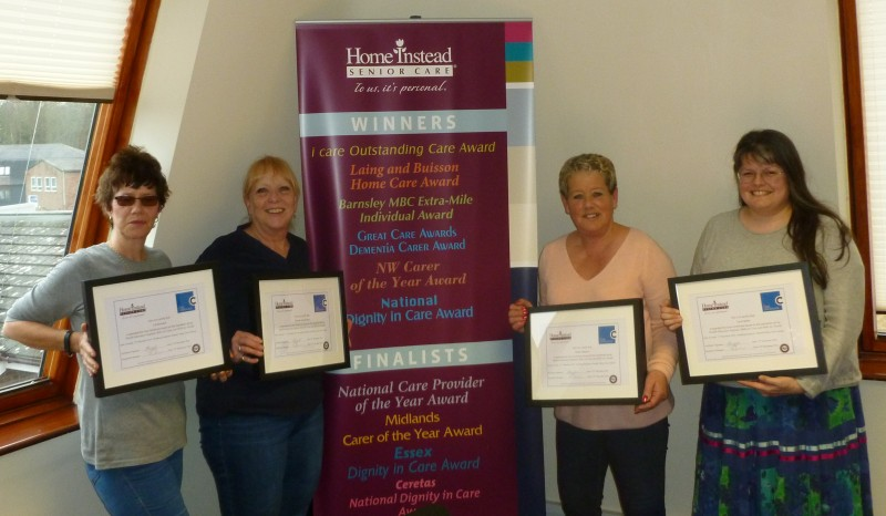 Latest Presentation Of Care Certificates