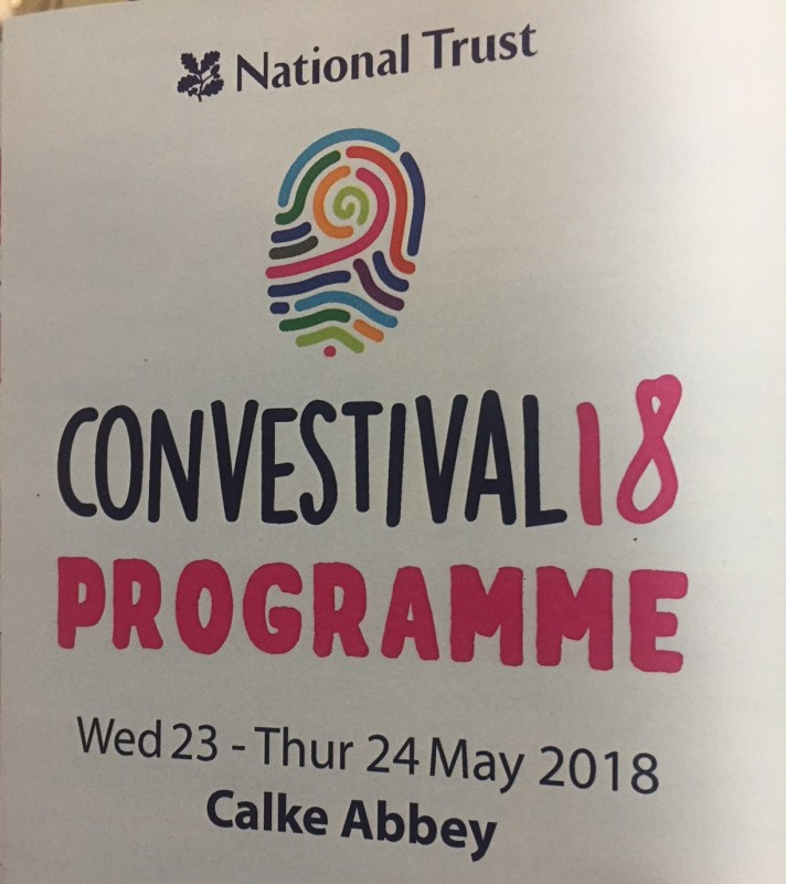 2018 National Trust Convestival Programme