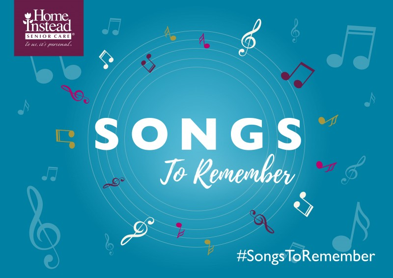 Home Instead Senior Care's Songs to Remember campaing logo