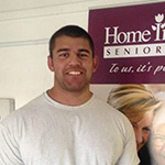 Home Instead Senior Care Epping Forest CAREgiver Josh Lekha